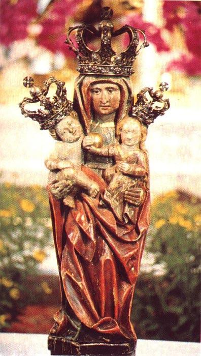 Św. Anna - Babice - Parafia św. Anny w Babicach